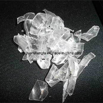 Recycled Transparency PET Flakes, Recycled Transparency PET Scraps