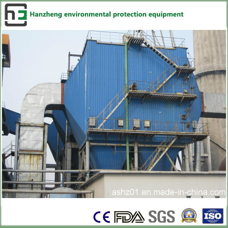 Combine (bag and electrostatic) Dust Collector-Dust Collector-Industrial Equipment