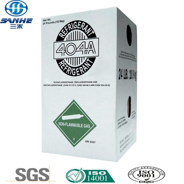 Environmental Friendly Mixed Refrigerant R404A