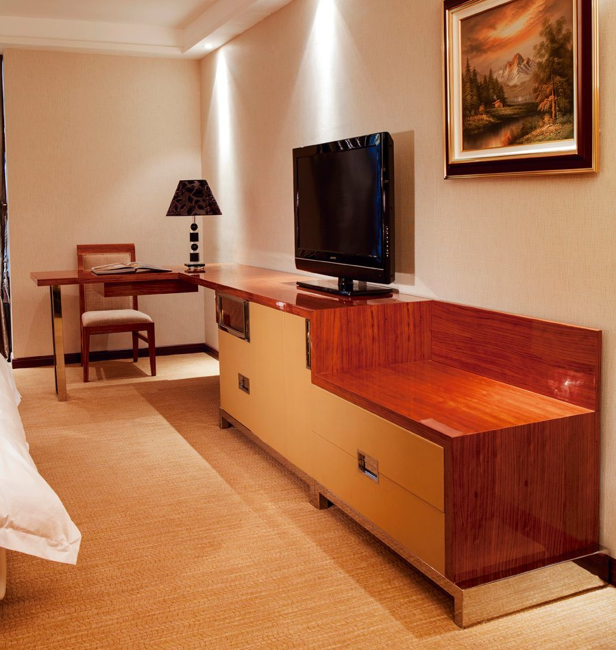 New Model Furniture Bedroom Set (NL-TF160KK)