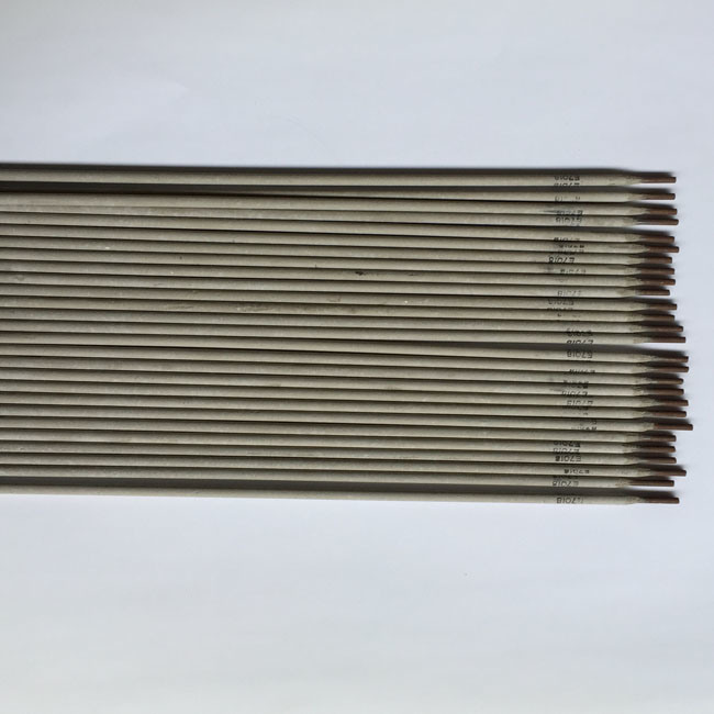 Low Carbon Steel Electrode E7018 4.0*400mm