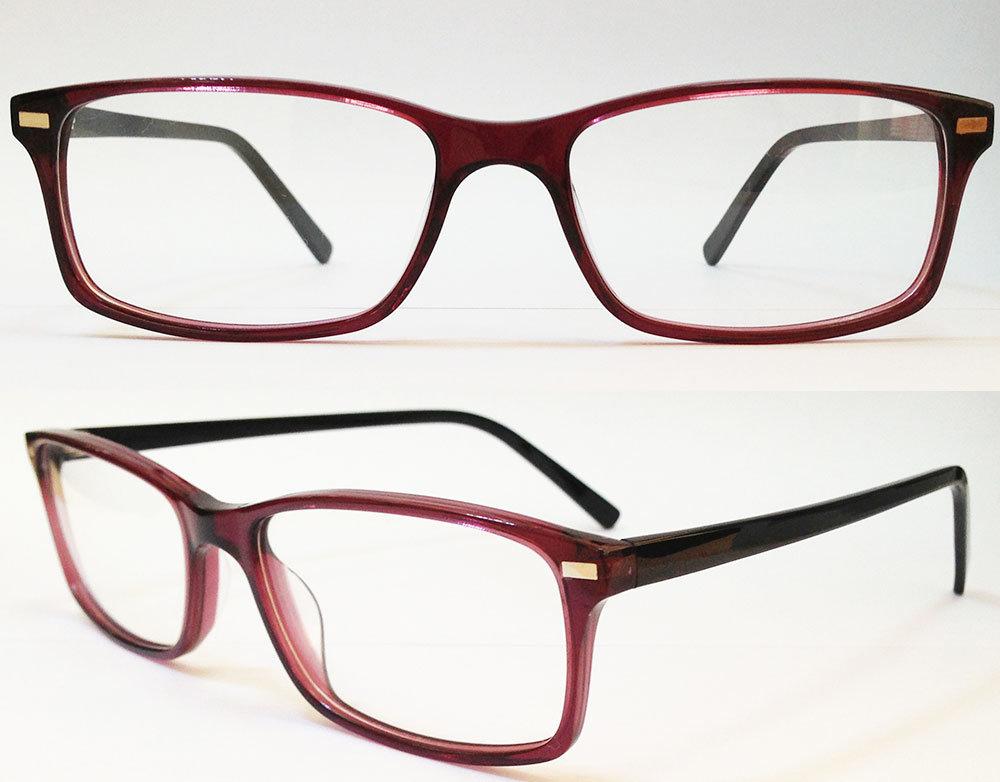 Eyeglasses Thin Frame : Ultra-Thin Man Acetate Optical Frame - China Eyewear ...