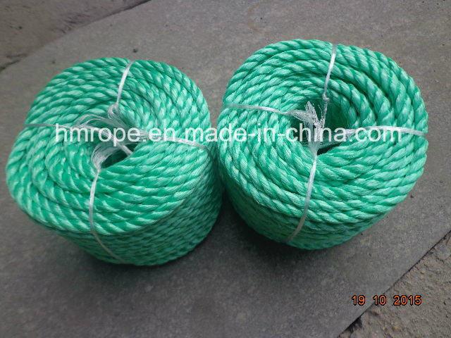 PP Splitfilm 3 Strands Twisted Rope