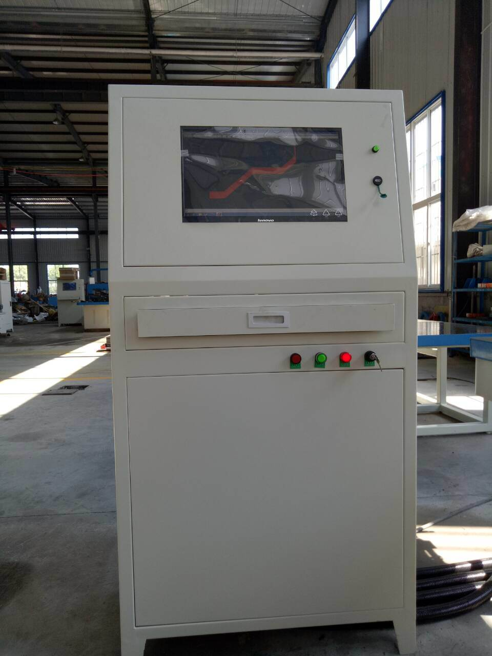 Servo Driven Busbar Processing Machine