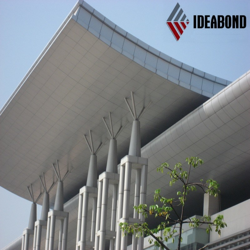 Ideabond 4FT*8FT Weather Proof PVDF ACP Aluminum Composite Panel (AF-403)