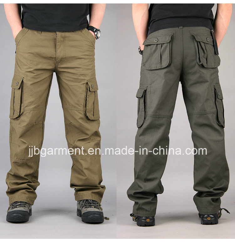 China Fashion Design Casual Cargo Pants for Men Photos & Pictures ...