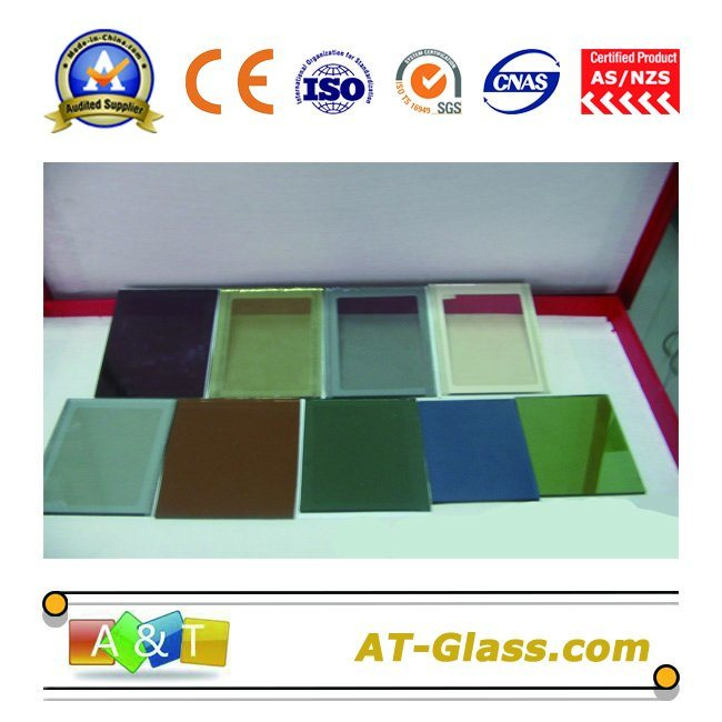 4mm, 5mm, 6mm, 8mm, 10mm Reflective Glass/Coated Glass/Building Glass
