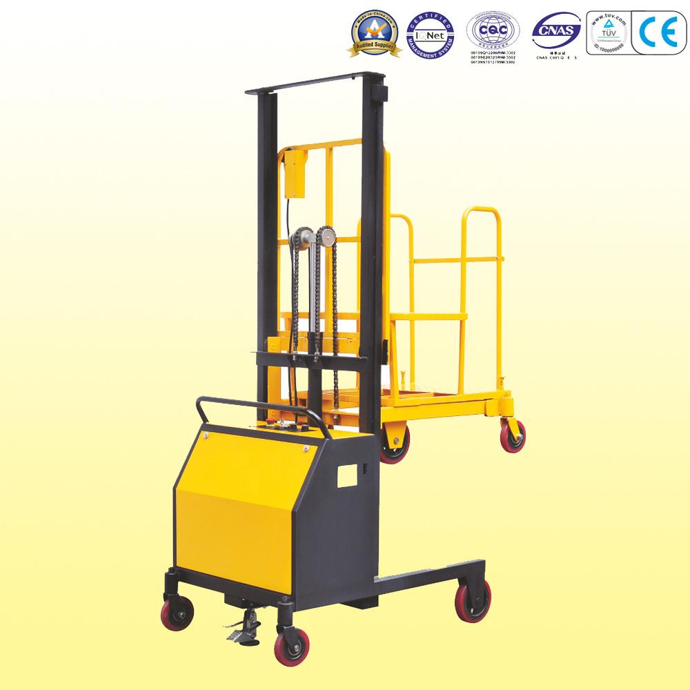 Semi-Electric Order Picker