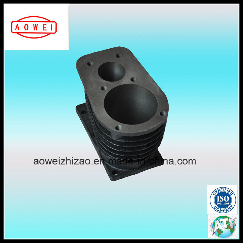 Cylinder Liner/Cylinder Sleeve/Cylinder Head/Cylinder Blcok/for Truck Diesel Engine/Hardware Casting/Shell Casting/Awgt-010