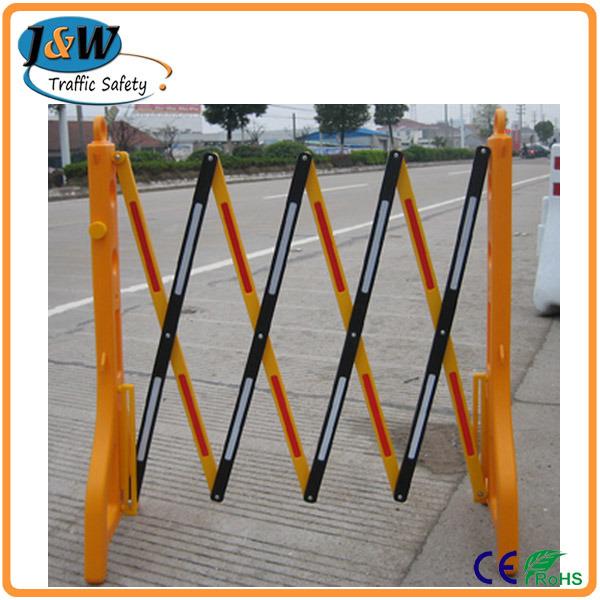 Economic 1.5 Meter Plastic Road Barrier for Road Works