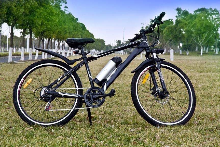 Mountain Electric Bike New 2013