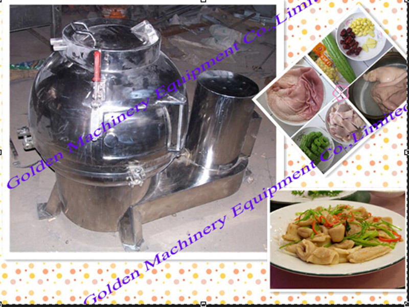 China Slaughter Equipment Tripe Sheep Stomach Cleaning Belly Washing Machine
