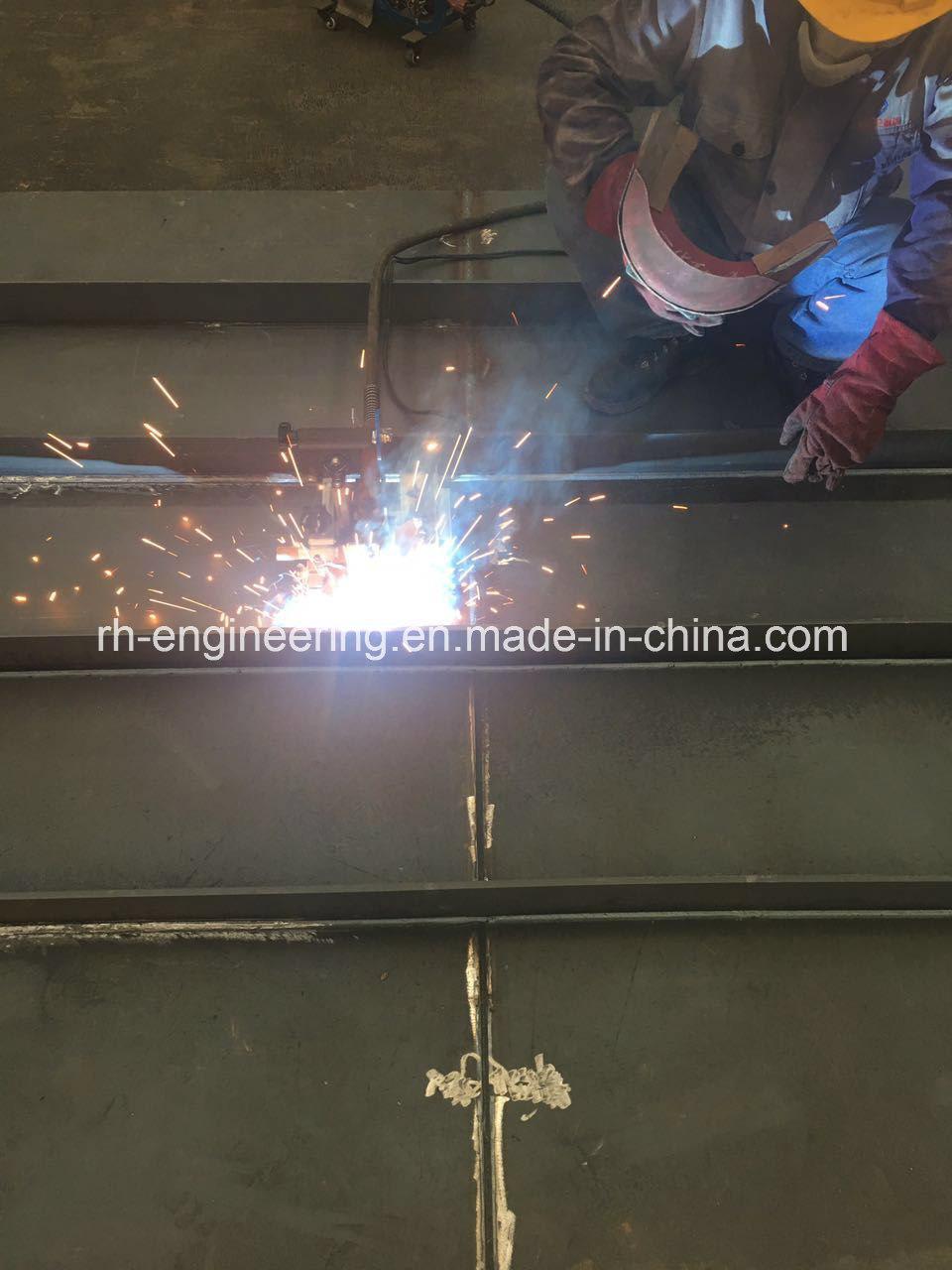 Lifting Frame for Concrete Segment