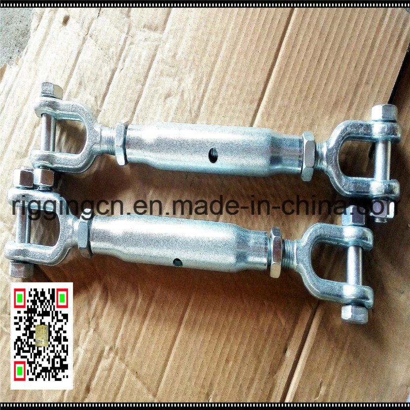 DIN1478 Closed Body Turnbuckle Made From Steel Tube