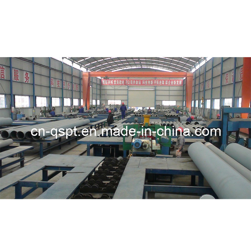 Automation Pipe Prefabrication Production Line; Piping Prefabrication Line