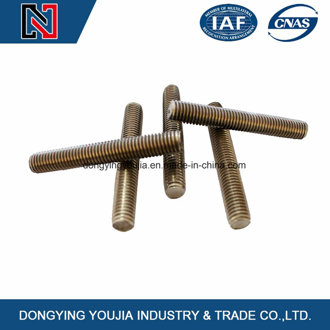 Full Threaded Hot DIP Galvanized Threaded Rod