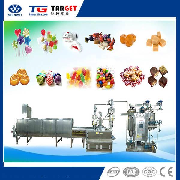 Hard Candy Depositing Machine (GD300)
