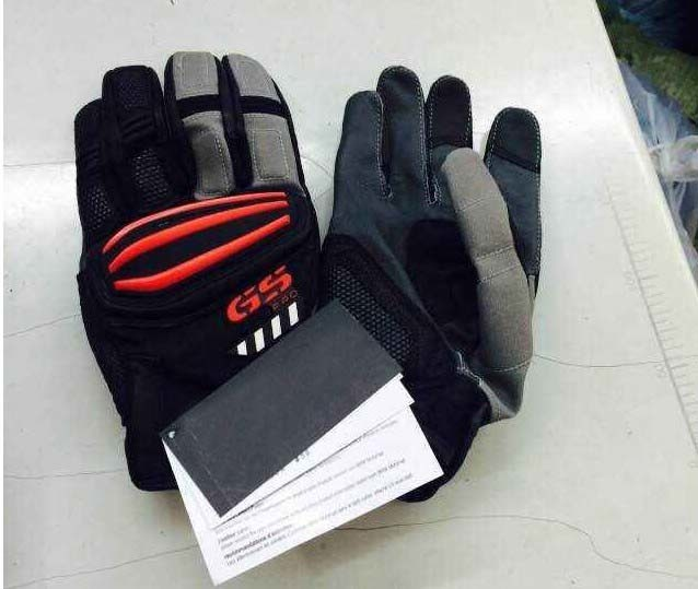 Factory Design Ride Glove Racing Glove Motorcycle Glove Leather Gloves