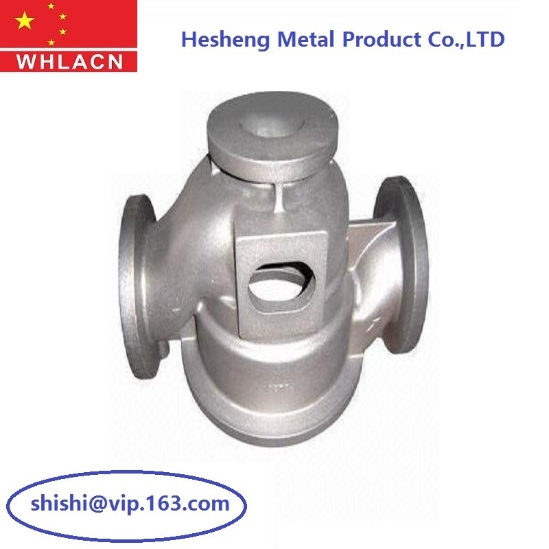 Precision Stainless Steel Investment Casting Machining Valve