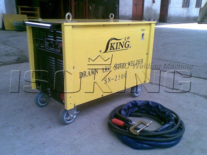 Iking Drawn Arc Stud Welding Machine