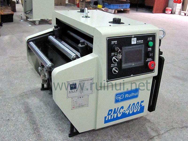 Compare Thin Material Nc Precision Servo Roll Feeder (RNC-400F)
