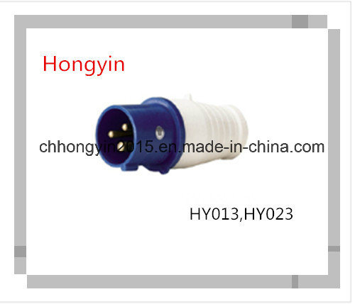 Hy-013 CE Standard Industry Plug and Socket