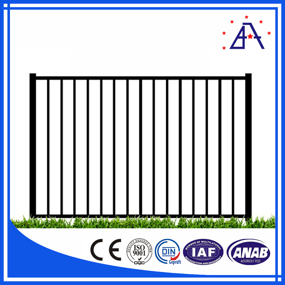 Factory Supply Anodized 6063 T5 ISO Aluminum Railings