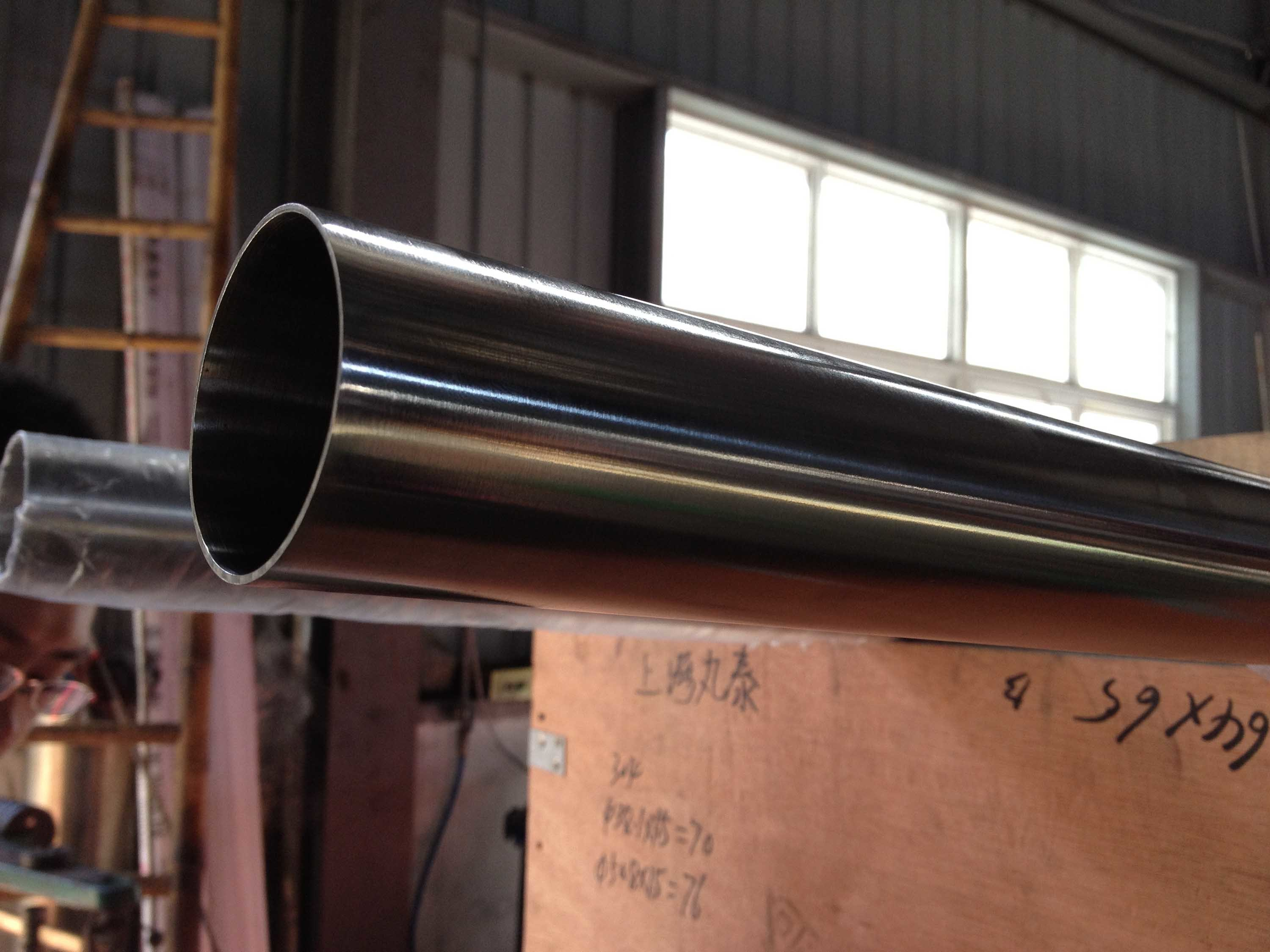 ASTM A270 Seamless and Welded Austenitic Stainless Steel Sanitary Tubing