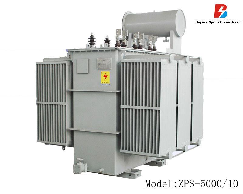 Zps Series Medium Frequency Induction Furnace Rectifier Transformer