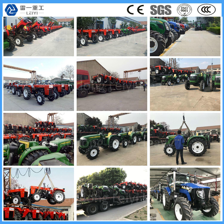 55HP Agricultural Machinery Diesel Farm/Mini Farming/Garden/Compact/Lawn Tractor