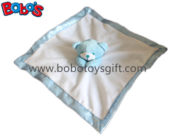 China Made Softest Blue Bear Baby Comforter Blanket in Wholesale Price