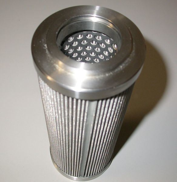 304, 316 Micron Filtration Stainless Steel Wire Mesh Pleated Filter Cylinders