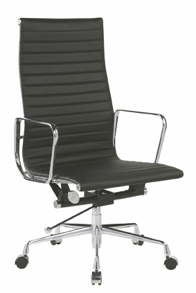 Modern BIFMA Artifical Leather Executive Computer Office Eames Chair (Fs-8753)