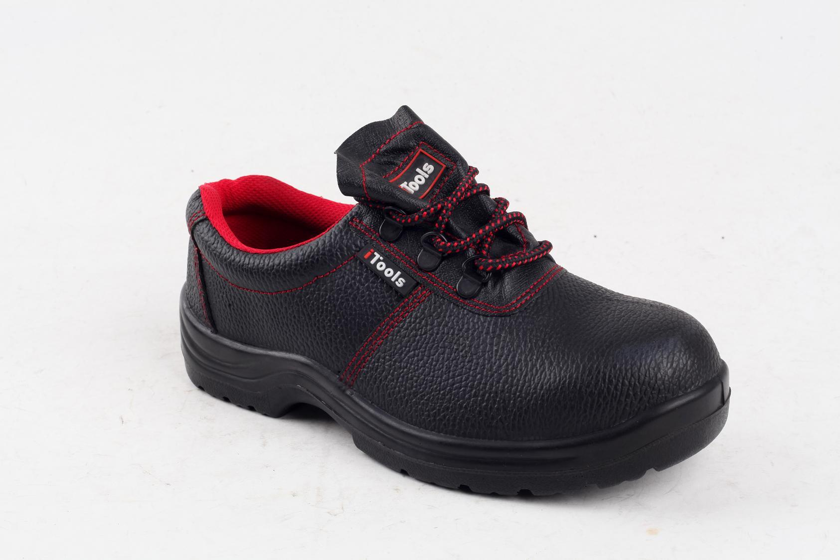 S1p Cow Split Leather Safety Shoes Sy5007