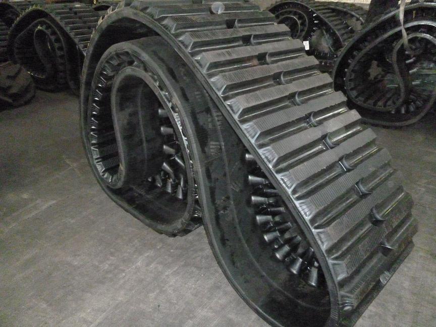Dumper Tracks 800*125*80 Rubber Track