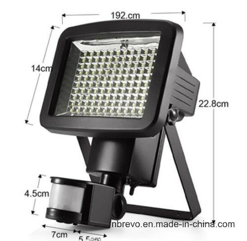 120LED Solar PIR Motion Sensor Security Light (RS2008-120)