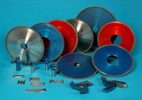 Superabrasive, CBN and Diamond Grinding Wheels