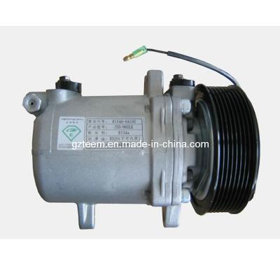 Compresor profesional del aire acondicionado del autom vil for Aire acondicionado autocaravana 12v