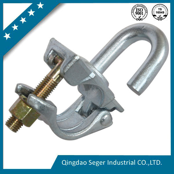 Scaffolding Parts Half Coupler Half Coupler with Welded Hook