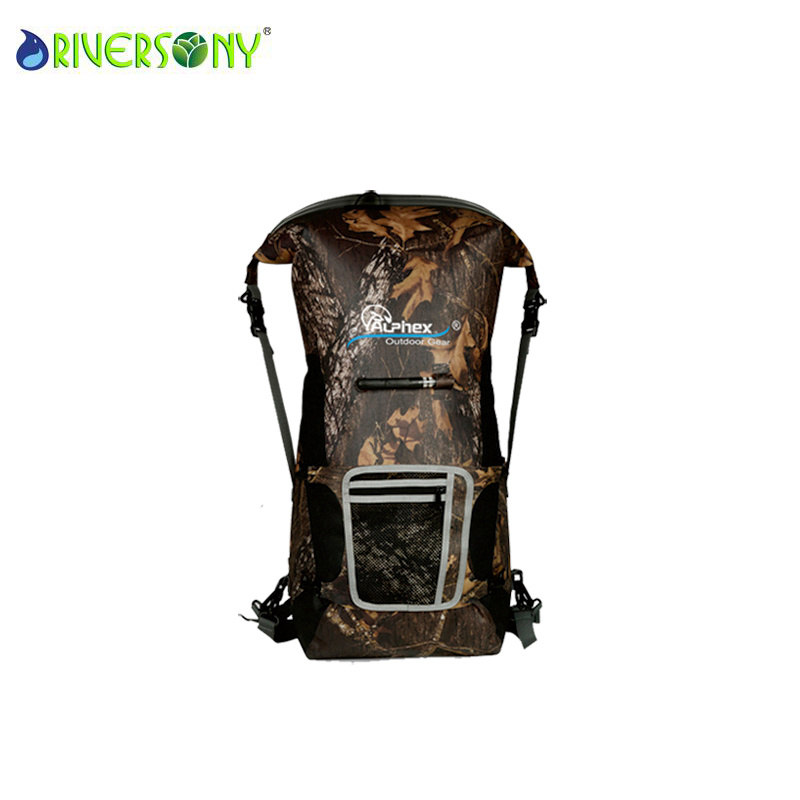 Stylish Camo Waterproof Bag Backpack