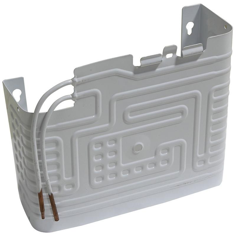 Freezer Aluminum Roll Bond Evaporator as Freezer Parts