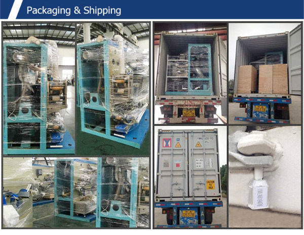 Adult Diaper Making Machine with Elastic Ear Loop