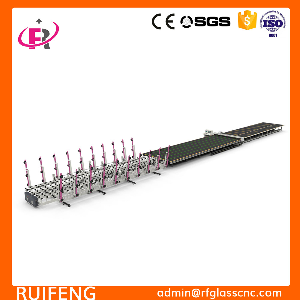 with Breaking Table CNC Machine Glass (RF3826CNC)