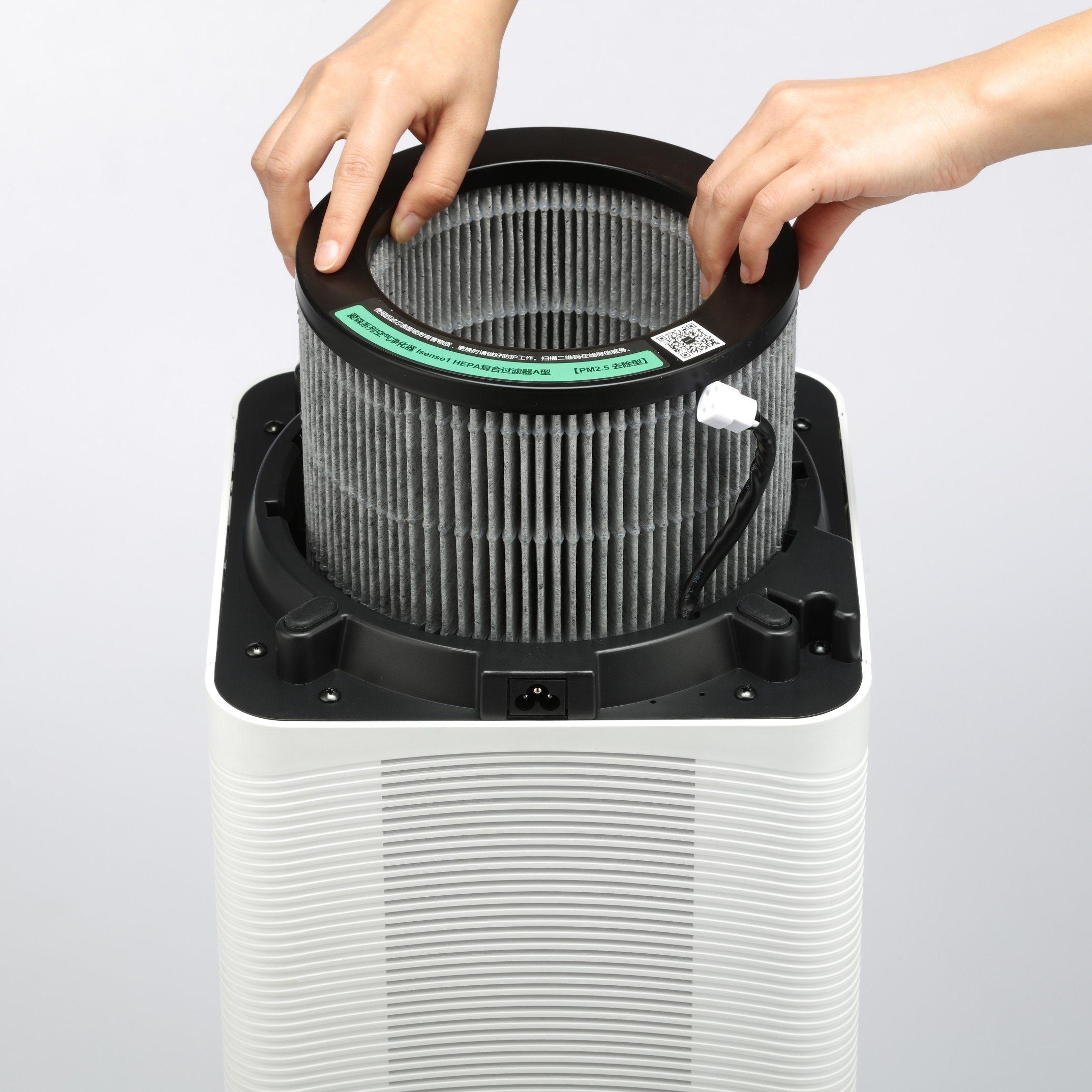 Soto-Isense1 Home Air Purifier