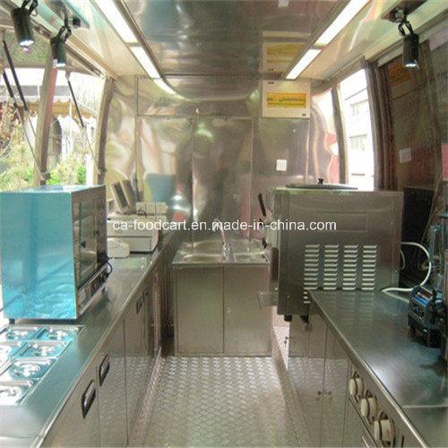 Traveling Food Trailer/Food Van