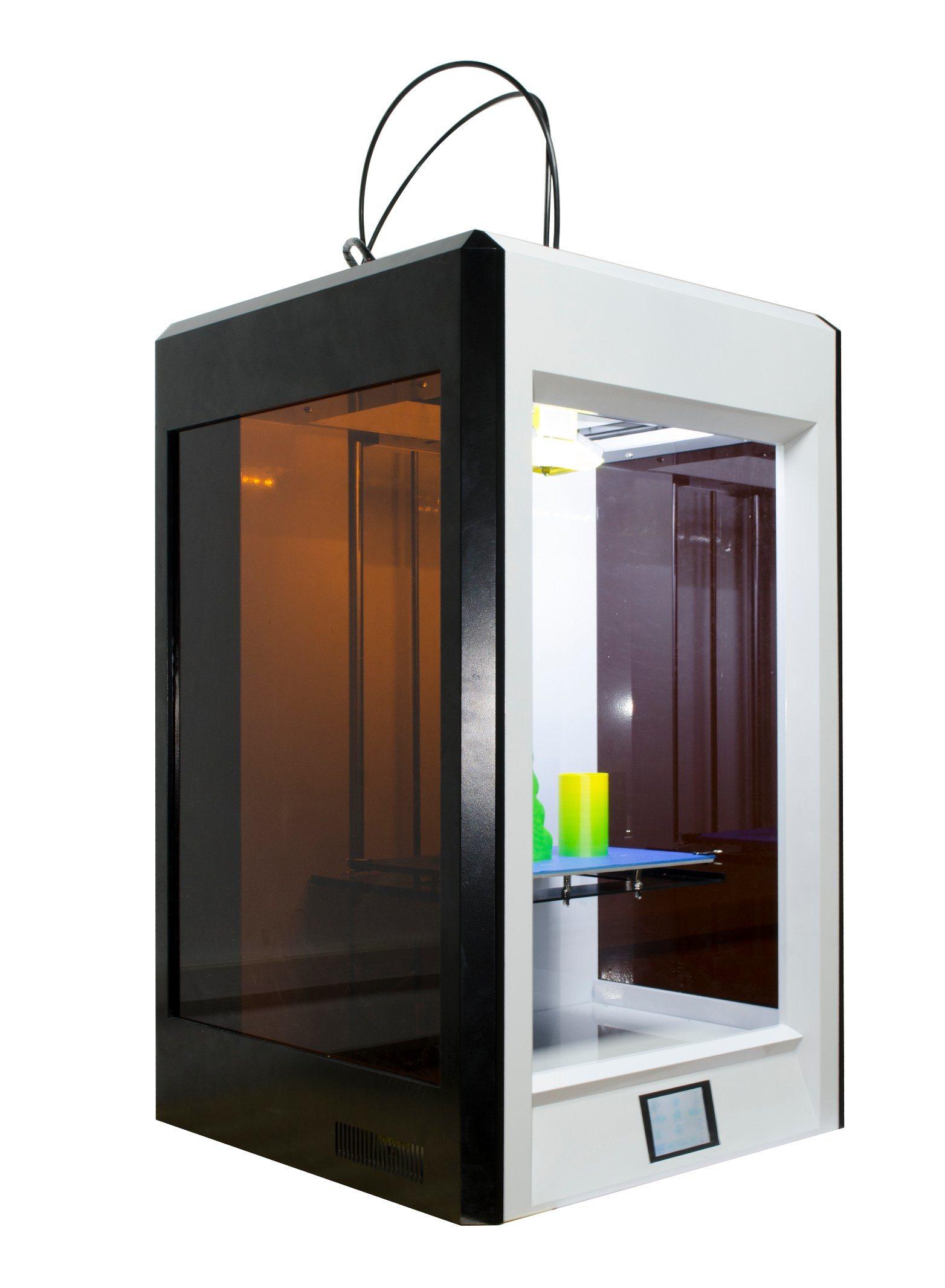2017 Rasicube New Version Manufacture Rapid Prototype Fdm 3D Printer Machine