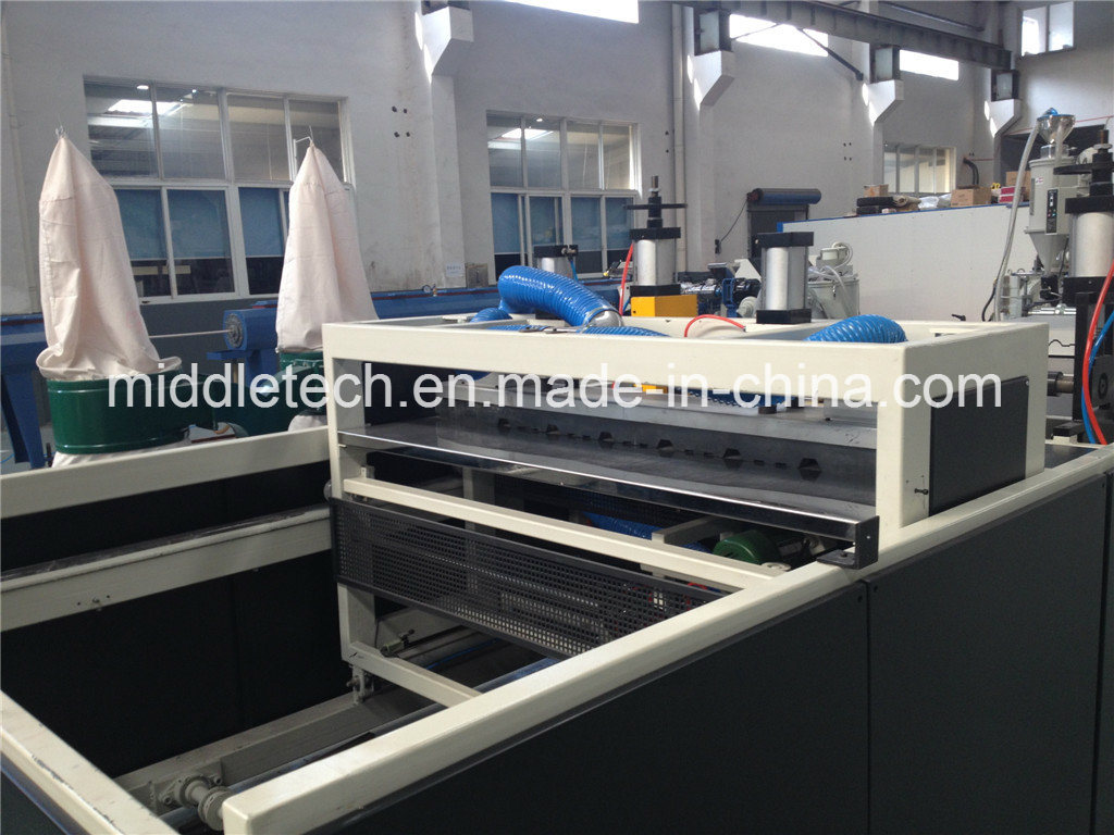 PVC Corrugated Roofing/Glazed Tile Making Machine