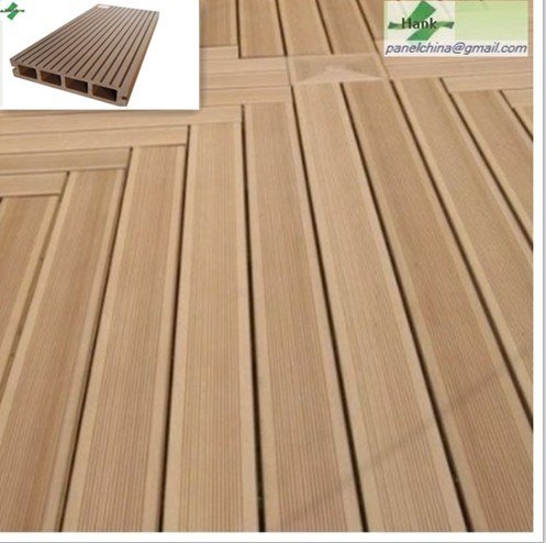 China Barefoot Friendly Plastic Wood Floor China