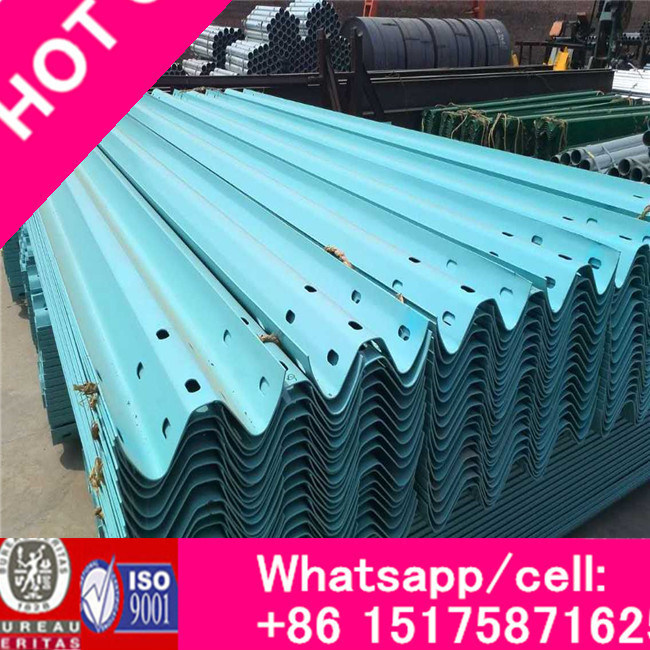 Rich Xingmao Exporting Metal Beam Road Crash Barrier, Highway Traffic Barrier