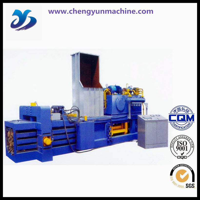 Hydraulic Horizontal Baler for Packing Tubers